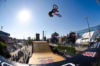 X Games: BMX Park | Jun 30, 2012 | Extreme Sports | Party Earth
