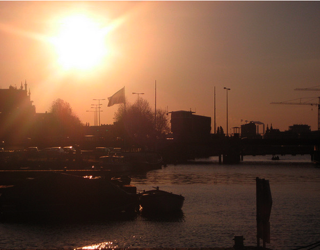 East / East Docks, Amsterdam.