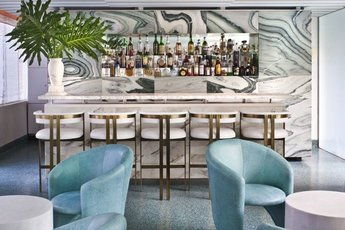 Oliverio - Lounge | Bar | Italian Restaurant in Los Angeles.