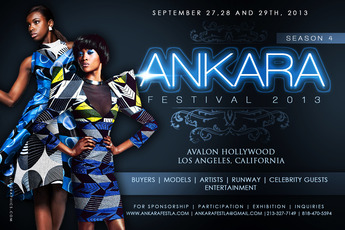 Ankara Festival Los Angeles - Arts Festival | Fashion Event in Los Angeles.