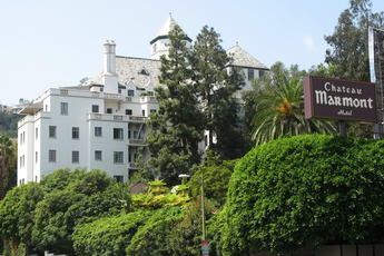 Chateau Marmont - Historic Bar | Hotel Bar | Restaurant in Los Angeles.