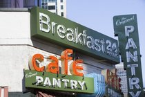 The Original Pantry Cafe - Restaurant | Café | Historic Restaurant in Los Angeles.