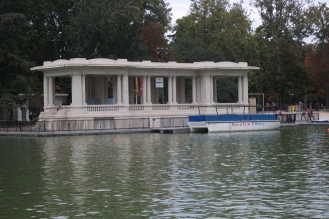 Photo of El Parque del Buen Retiro