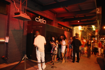 Cielo Meatpacking District New York Party Earth
