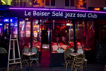 Le Baiser Salé - Bar | Jazz Club | Live Music Venue in Paris.