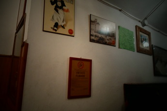 Osteria Del Gatto E La Volpe Santa Croce Florence Party Earth