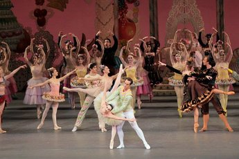 NYC Ballet Presents The Nutcracker - Ballet in New York.