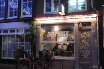 Grey Area - Coffeeshop in Amsterdam.