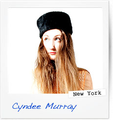 Cydnee Murray, New York