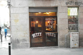 Betty Ford's - Bar | Burger Joint in Barcelona.