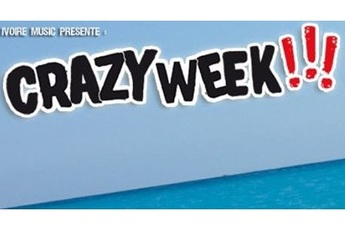 Crazy Week - Music Festival in French Riviera.