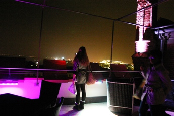 Skyline Bar - Hotel Bar | Restaurant | Rooftop Lounge in Venice.