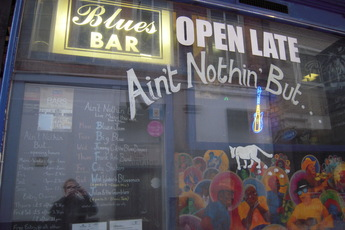 Ain't Nothin' But... - Bar | Blues Club | Live Music Venue in London.