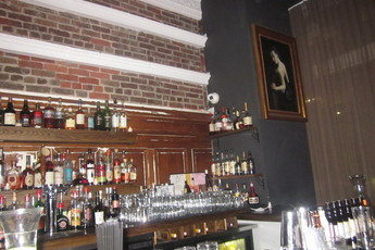 Burritt Room - Hotel Bar | Lounge in San Francisco.