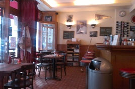 Coffee Parisien - American Restaurant | Burger Joint in Paris.