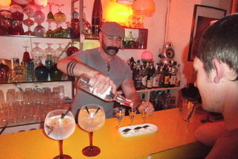 Smoll Bar - Cocktail Bar in Barcelona.