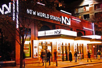 New World Stages - Theater in New York.