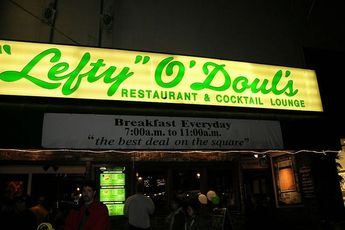 Lefty O'Doul's - Irish Pub | Piano Bar | Restaurant | Sports Bar in San Francisco.