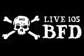 Live 105's BFD - Concert in San Francisco.