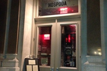 Hospoda - Bar | Restaurant in New York.