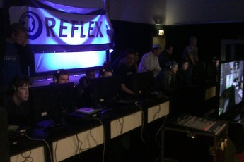 Reflex Gaming Tournaments - Video Gaming Event in Amsterdam.