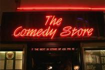 The Comedy Store - Comedy Club in London.