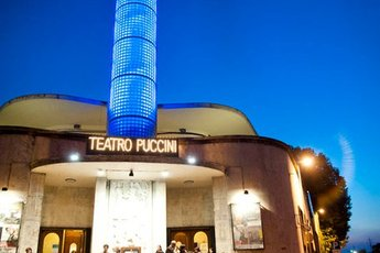 Teatro Puccini - Concert Venue | Theater in Florence.