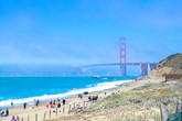 Baker Beach - Beach | Outdoor Activity in SF