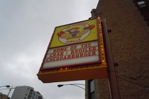 The Wieners Circle - Restaurant in Chicago.
