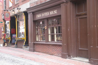 Union Oyster House - Culture | Historic Bar | Restaurant in Boston.