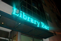 Library Bar - Bar | Gastropub | Lounge in Los Angeles.