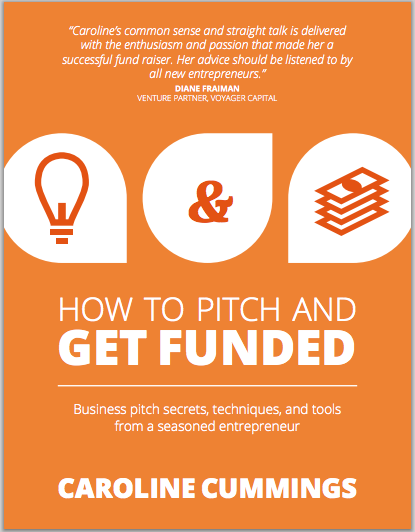 How to Pitch and Get Funded eBook Cover