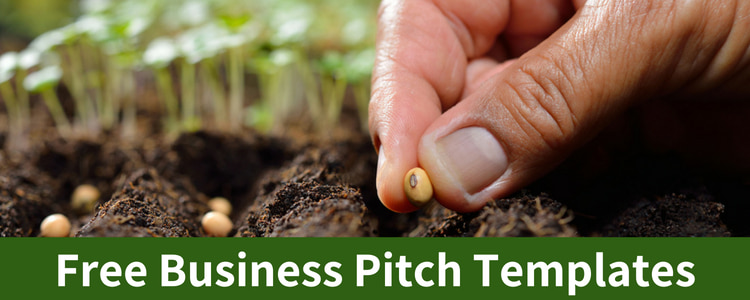 free business pitch deck templates