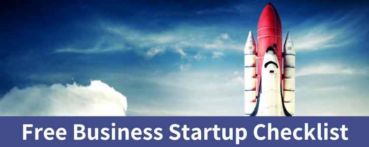free business startup checklist