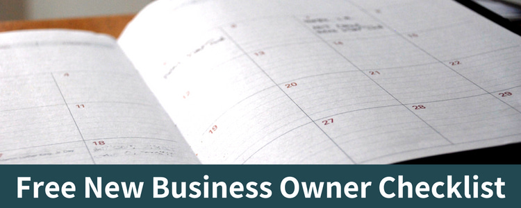 New business owner checklist