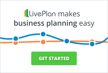 LivePlan makes business planning easy. Get Started.
