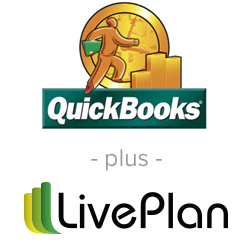 Write and Track Your Plan with LivePlan Using QuickBooks Data