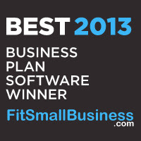 FitSmallBusiness.com Ranks LivePlan #1
