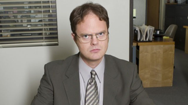 Hiring for personality over experience—case in point: Dwight Schrute.