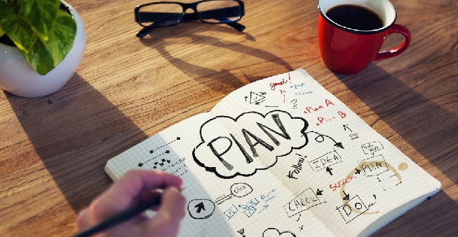 a simple step by step guide for business planning bplans