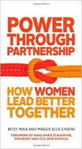 Power through partnership - how women lead better together