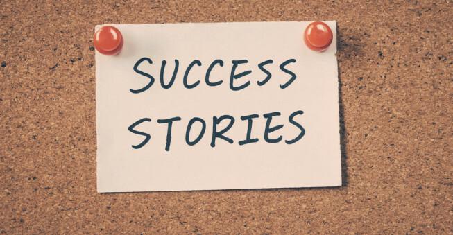 Success Story  >> A Simple Believable Success Story Bplans