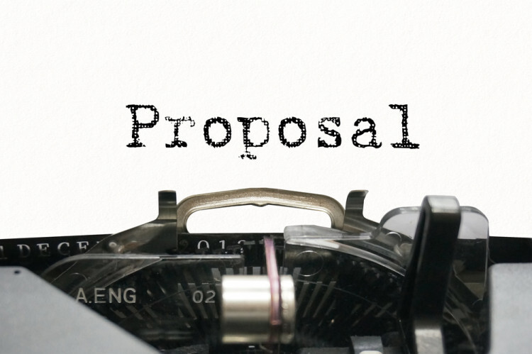 whats the best business proposal format bplans