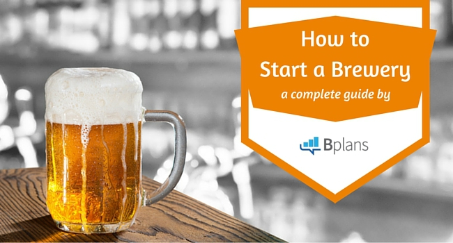 How to start a brewery bplans how to start a brewery cheaphphosting Choice Image