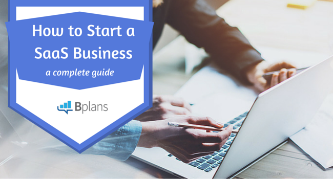 How To Plan Start And Grow A Successful SaaS Company Bplans - Saas business plan template