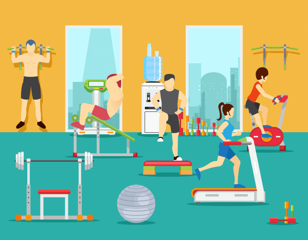 How to start a gym or fitness center bplans