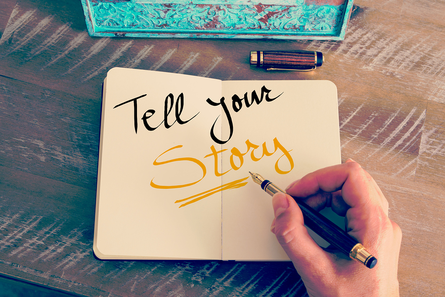 Tell your story with your mission statement