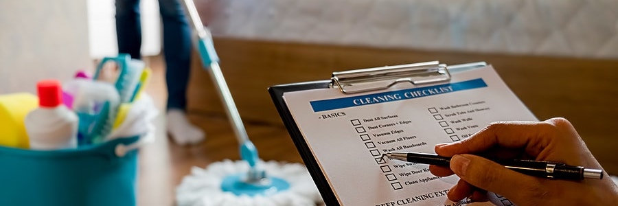 Ultimate Vacation Rental Cleaning Checklist + Email Template