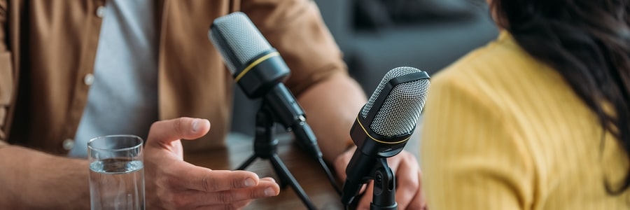 How Starting a Podcast Can Benefit Small Businesses