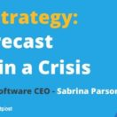 COVID-19 Strategy: How to Forecast Cash Flow in a Crisis Webinar